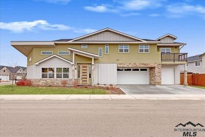 Meridian Single Family Home For Sale: 1464 E Territory Dr.