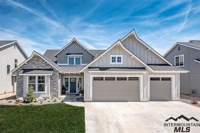 Meridian Single Family Home For Sale: 4187 W Philomena Drive