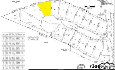 Eagle Residential Lots & Land For Sale: 684 E Brooktrail Ln.