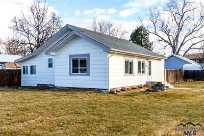Boise Single Family Home New: 3920 W Nez Perce