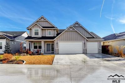 Meridian Single Family Home For Sale: 6058 N Eynsford Ave