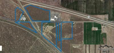 Mountain Home Residential Lots & Land New: Hwy 30 & Frontage Road