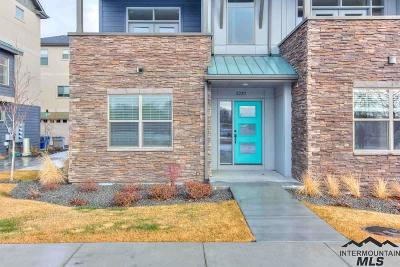 Garden City Condo/Townhouse For Sale: 4230 N Freeride Lane
