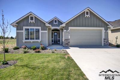Nampa Single Family Home New: 10319 Ryan Peak Drive