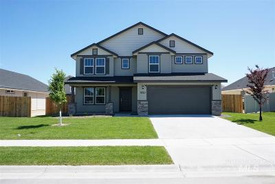 Nampa Single Family Home For Sale: 1713 W Crystal Falls Ave.