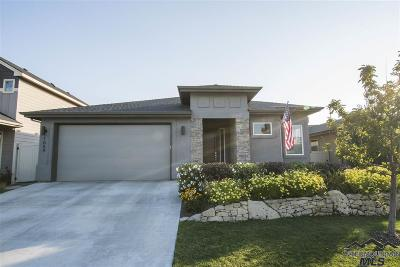 Meridian Single Family Home New: 1059 E Wrightwood Dr