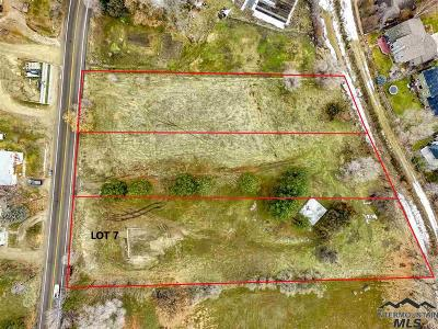 Residential Lots & Land For Sale: W Hill Rd Lot 7