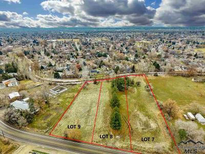 Residential Lots & Land For Sale: W Hill Rd Lot 8