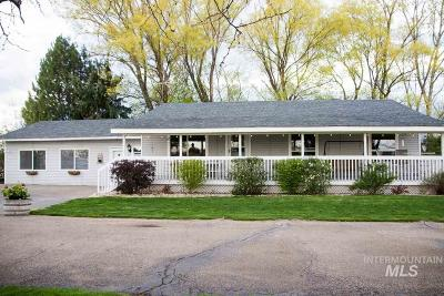 Kuna Single Family Home For Sale: 1920 W King Road