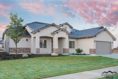 Meridian Single Family Home Back on Market: 5271 S. Bleachfield Ave.