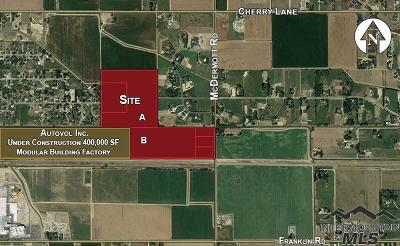 Nampa Residential Lots & Land For Sale: McDermott