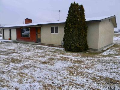 Nampa Single Family Home For Sale: 66 N Happy Valley