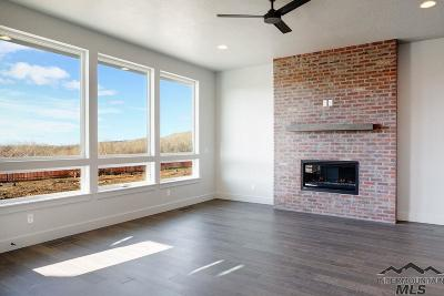Boise ID Single Family Home Back on Market: $569,000