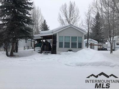 Cascade Single Family Home For Sale: 514 N Sawyer #a7