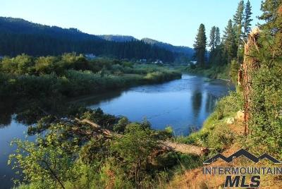 Boise County Residential Lots & Land For Sale: 15 River Ranch Rd.