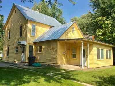 Shoshone Single Family Home For Sale: 211 W D Street