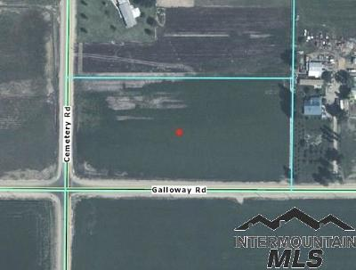 Middleton Residential Lots & Land For Sale: Galloway Rd