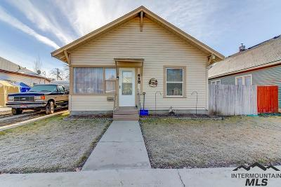 Nampa Single Family Home For Sale: 612 18th Ave S