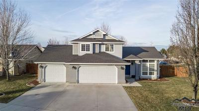 Boise Single Family Home For Sale: 12290 W Tevoit St