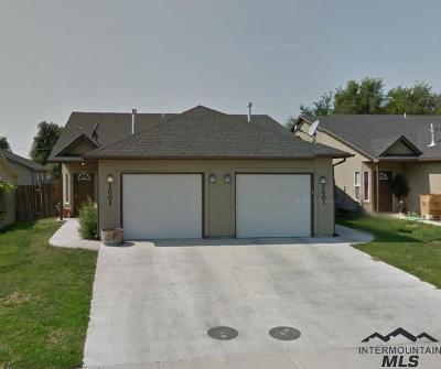 Nampa Multi Family Home For Sale: 1001 S Diamond St