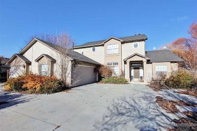 Boise Single Family Home Contingent Short Sale: 8676 W Thunder Mountain Dr.