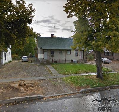 Payette Multi Family Home For Sale: 420 N 9th St.