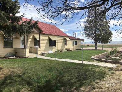 Owyhee County Single Family Home For Sale: 2635 Succor Creek Road