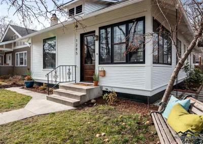 Single Family Home For Sale: 1205 N 17th Street