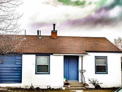 Jerome Multi Family Home For Sale: 800 Lincoln Ave N
