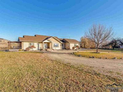 Owyhee County Single Family Home For Sale: 6622 Simpkin Lane