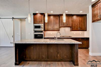 Boise, Nampa, Kuna, Meridian, Eagle, Star Single Family Home For Sale: 7124 N Agrarian Ave