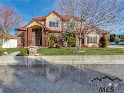 Meridian Single Family Home For Sale: 2846 S Daybreak Avenue