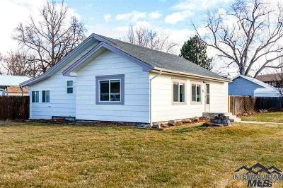 Boise Single Family Home For Sale: 3920 W Nez Perce