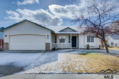 Kuna Single Family Home For Sale: 361 W Whitetail Court