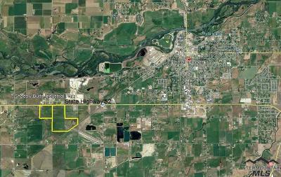 Emmett Residential Lots & Land For Sale: 2719 Highway 52 (20 Acres)