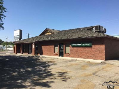 Caldwell Commercial For Sale: 504 N 10th Ave