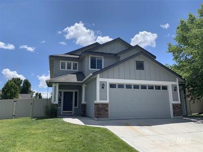 Middleton Single Family Home For Sale: 1172 N Buffalo Way