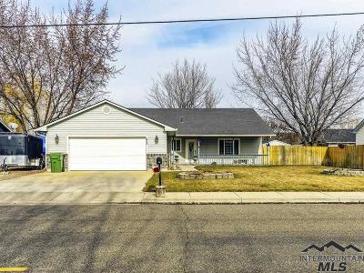 Fruitland ID Single Family Home For Sale: $229,900