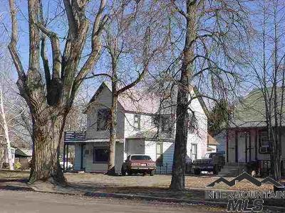 Payette Multi Family Home For Sale: 434 N 9th St.