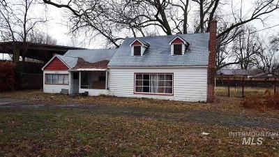 Eagle Single Family Home For Sale: 137 N Eagle