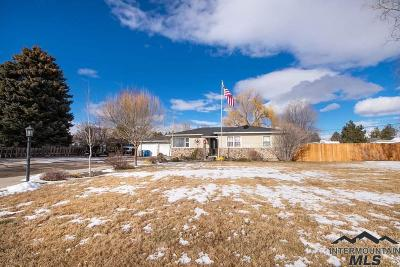 Nampa Single Family Home For Sale: 1006 Ruth Lane