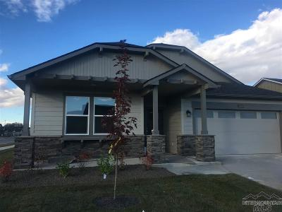 Meridian Single Family Home For Sale: 6318 E Mattawa Dr