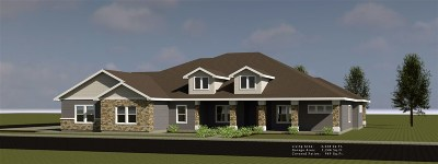 Kimberly Single Family Home For Sale: 3997 N 3540 E Canyon Meadows