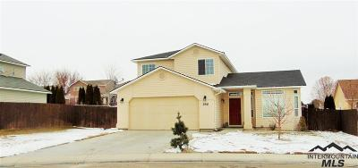 Nampa Single Family Home For Sale: 2818 S Royal Meadows