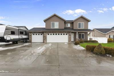 Kimberly Single Family Home For Sale: 340 Cayuse Creek Dr.