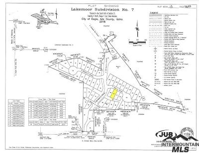 Eagle Residential Lots & Land For Sale: 849 E Joplin Lane