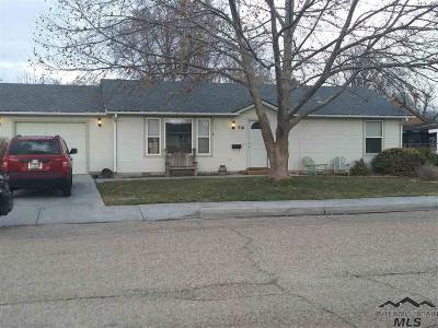 Nampa Single Family Home For Sale: 916 11th St. South