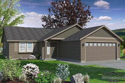 Caldwell ID Single Family Home For Sale: $182,990