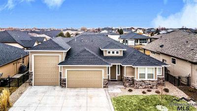 Kuna Single Family Home For Sale: 1015 W Rose Quartz St.