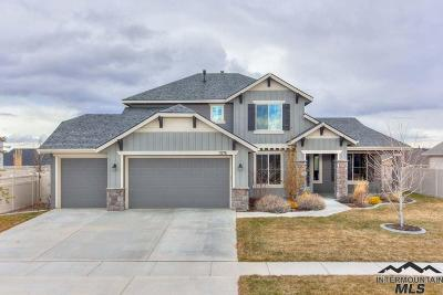 Nampa Single Family Home For Sale: 11276 W Victoria Dr.